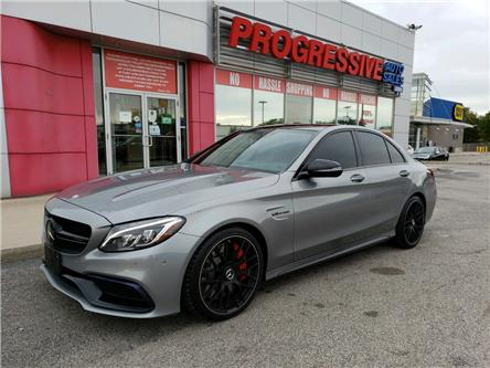 2016 Mercedes-Benz AMG C S (Stk: GU133249) in Sarnia - Image 1 of 26