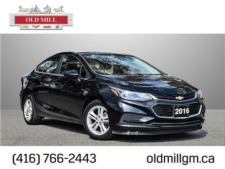 2016 Chevrolet Cruze LT Manual (Stk: 273829U) in Toronto - Image 1 of 18