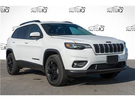 2021 Jeep Cherokee Altitude (Stk: 44128) in Innisfil - Image 1 of 28