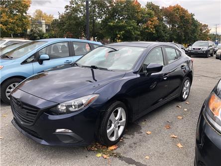 2016 Mazda Mazda3 GX (Stk: ) in Ottawa - Image 1 of 15