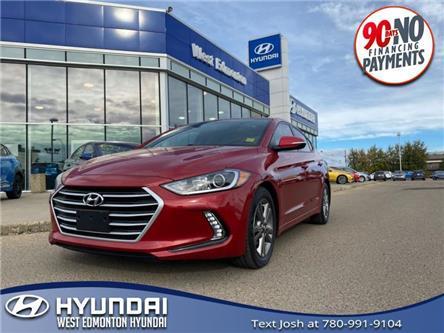 2017 Hyundai Elantra GL (Stk: 5520A) in Edmonton - Image 1 of 24