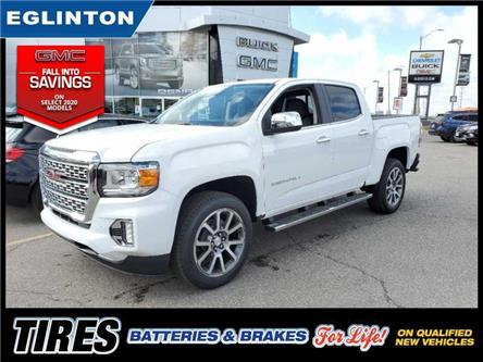 2021 GMC Canyon Denali (Stk: M1127733) in Mississauga - Image 1 of 19