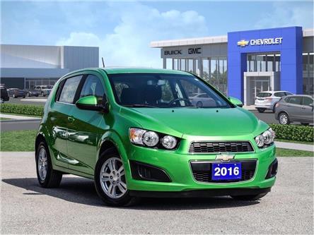 2016 Chevrolet Sonic LT (Stk: 139936A) in Markham - Image 1 of 26