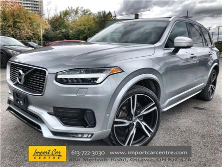 2017 Volvo XC90 T6 R-Design (Stk: 112793) in Ottawa - Image 1 of 27
