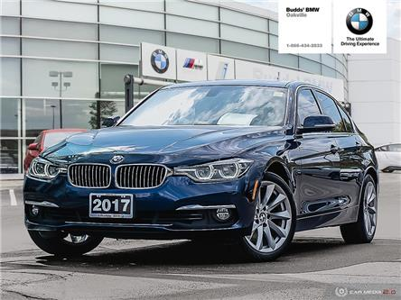 2017 BMW 330i xDrive Sedan (8D97) (Stk: DB7021) in Oakville - Image 1 of 27