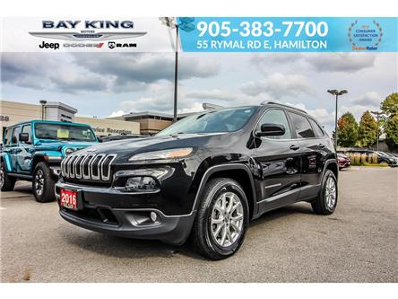 2016 Jeep Cherokee North (Stk: 207588A) in Hamilton - Image 1 of 19