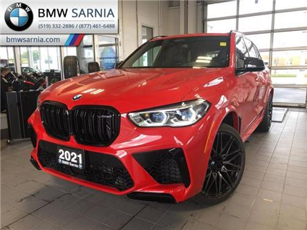 2021 BMW X5 M Competition (Stk: BF2107) in Sarnia - Image 1 of 28