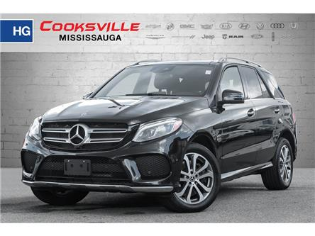 2019 Mercedes-Benz GLE 400 Base (Stk: 8297PR) in Mississauga - Image 1 of 22
