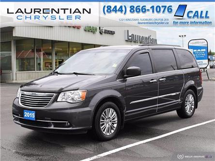 2015 Chrysler Town & Country Touring-L (Stk: 20356A) in Sudbury - Image 1 of 33
