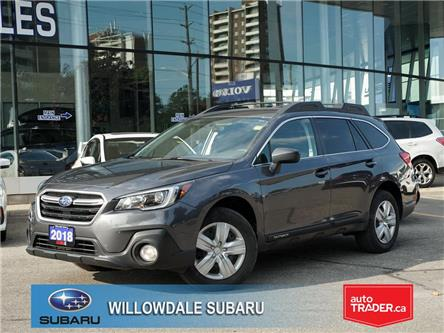 2018 Subaru Outback 2.5i >>No accident<< (Stk: P3341) in Toronto - Image 1 of 22