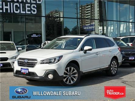 2019 Subaru Outback 2.5i Premier w-EyeSight Pkg >>No accident<< (Stk: P3340) in Toronto - Image 1 of 20