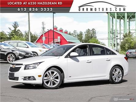 2014 Chevrolet Cruze 2LT (Stk: 6072) in Stittsville - Image 1 of 27