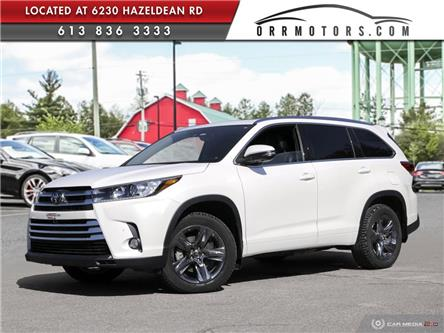 2017 Toyota Highlander Limited (Stk: 6231T) in Stittsville - Image 1 of 27