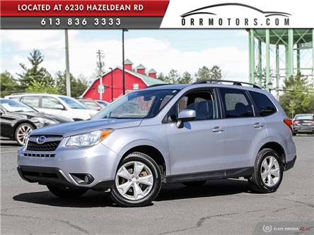 2014 Subaru Forester 2.5i Convenience Package (Stk: 6229) in Stittsville - Image 1 of 27