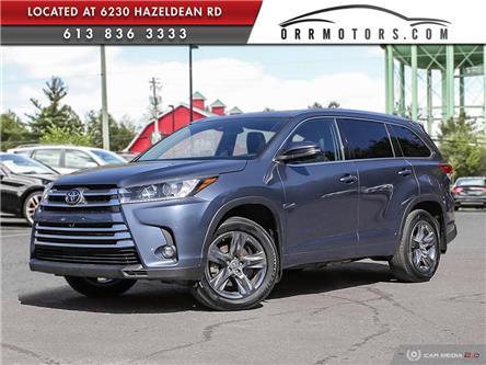 2019 Toyota Highlander Limited (Stk: 6230) in Stittsville - Image 1 of 27