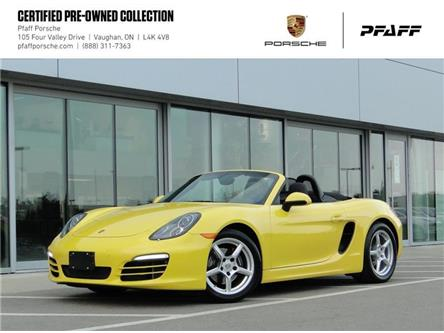 2014 Porsche Boxster PDK (Stk: U9045) in Vaughan - Image 1 of 22
