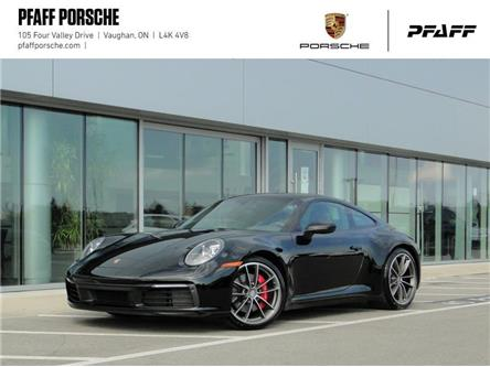 2020 Porsche 911 Carrera 4S Coupe (992) (Stk: PD16078) in Vaughan - Image 1 of 17