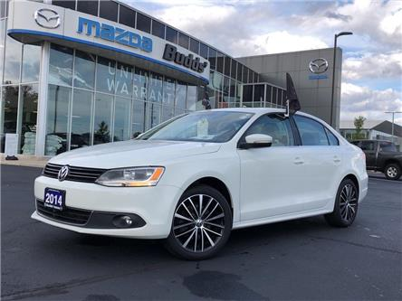 2014 Volkswagen Jetta 1.8 TSI Highline (Stk: 16961A) in Oakville - Image 1 of 17