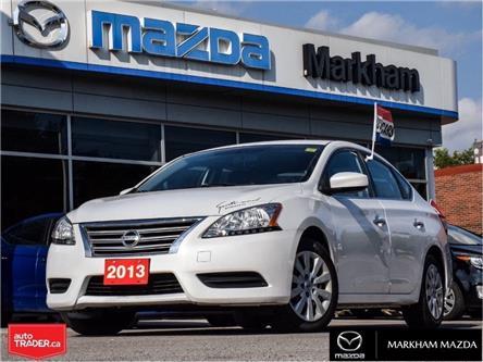 2013 Nissan Sentra  (Stk: Z210001A) in Markham - Image 1 of 23