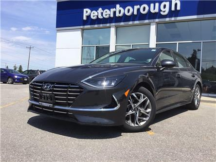 2020 Hyundai Sonata Preferred (Stk: H12408) in Peterborough - Image 1 of 23
