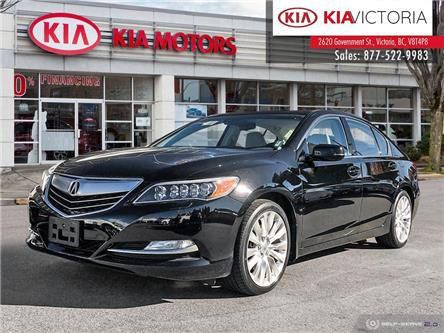 2014 Acura RLX Base (Stk: A1664) in Victoria - Image 1 of 26