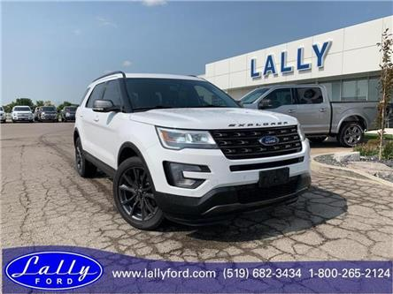 2017 Ford Explorer XLT (Stk: 26921a) in Tilbury - Image 1 of 20