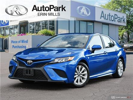 2019 Toyota Camry SE (Stk: 274427AP) in Mississauga - Image 1 of 27