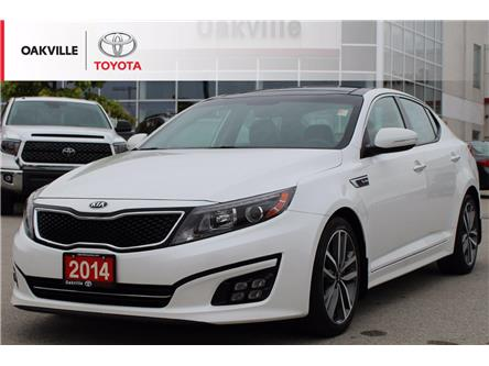 2014 Kia Optima SX Turbo (Stk: 201110A) in Oakville - Image 1 of 18