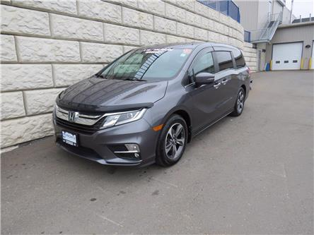2018 Honda Odyssey EX-L (Stk: D10015A) in Fredericton - Image 1 of 22