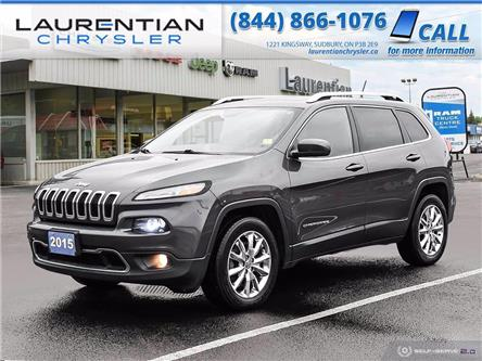 2015 Jeep Cherokee Limited (Stk: 21004A) in Sudbury - Image 1 of 31