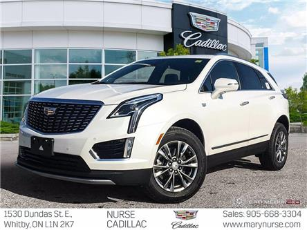 2021 Cadillac XT5 Premium Luxury (Stk: 21K012) in Whitby - Image 1 of 26