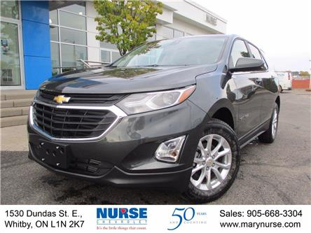2021 Chevrolet Equinox LT (Stk: 21T001) in Whitby - Image 1 of 27