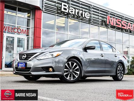 2017 Nissan Altima 2.5 SV (Stk: 19438A) in Barrie - Image 1 of 29