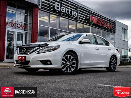 2016 Nissan Altima 2.5 SL Tech (Stk: 20378A) in Barrie - Image 1 of 30