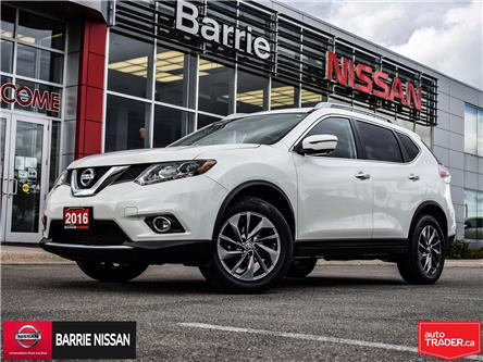 2016 Nissan Rogue SL Premium (Stk: P4723) in Barrie - Image 1 of 30