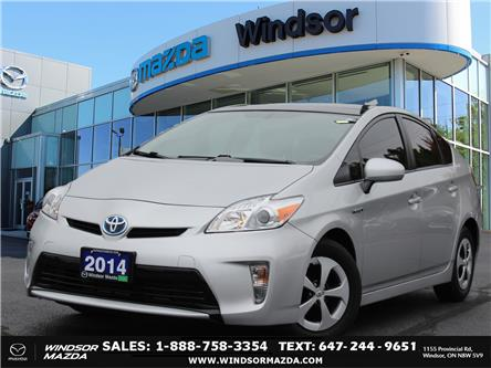 2014 Toyota Prius  (Stk: TR4638) in Windsor - Image 1 of 25