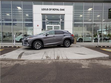 2021 Lexus RX 350 Base (Stk: L21038) in Calgary - Image 1 of 13