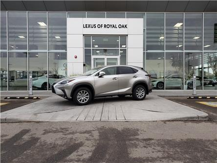 2021 Lexus NX 300 Base (Stk: L21022) in Calgary - Image 1 of 13