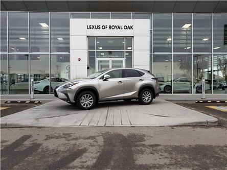 2021 Lexus NX 300 Base (Stk: L21022) in Calgary - Image 1 of 13