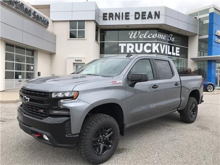 2021 Chevrolet Silverado 1500 LT Trail Boss (Stk: 15461) in Alliston - Image 1 of 18