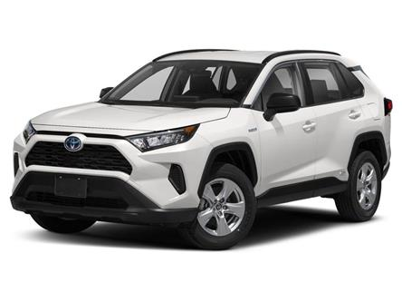 2021 Toyota RAV4 LE (Stk: N2121) in Timmins - Image 1 of 9