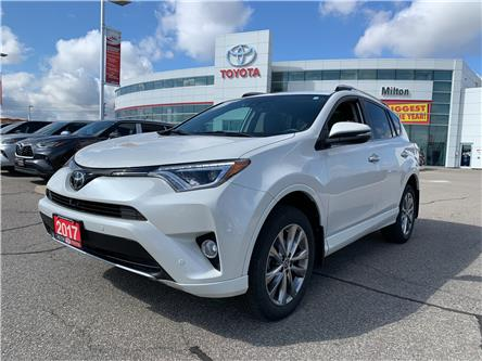 2017 Toyota RAV4 Limited (Stk: 616061A) in Milton - Image 1 of 16