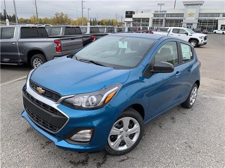 2021 Chevrolet Spark LS Manual (Stk: MC706111) in Calgary - Image 1 of 23