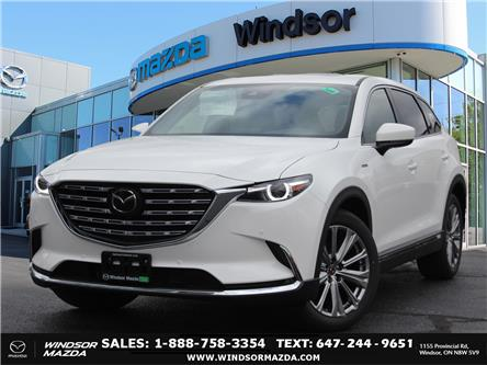 2021 Mazda CX-9 100th Anniversary Edition (Stk: C90113A) in Windsor - Image 1 of 17