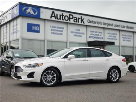 2020 Ford Fusion Hybrid SEL (Stk: 20-29747RJB) in Brampton - Image 1 of 22