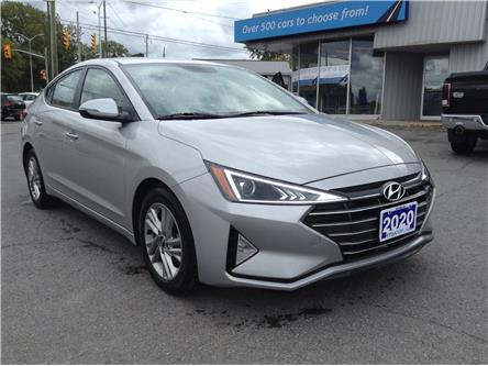 2020 Hyundai Elantra Preferred (Stk: 201016) in North Bay - Image 1 of 24