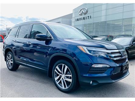 2018 Honda Pilot Touring (Stk: H9397A) in Thornhill - Image 1 of 25