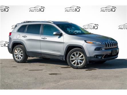 2014 Jeep Cherokee Limited (Stk: 27733U) in Barrie - Image 1 of 9
