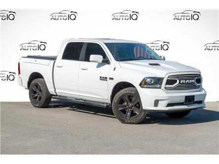 2018 RAM 1500 Sport (Stk: 27735U) in Barrie - Image 1 of 29