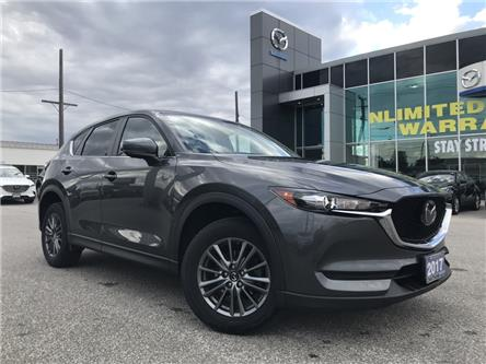2017 Mazda CX-5 GS (Stk: UM2469) in Chatham - Image 1 of 23